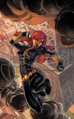 Fear Itself Black Widow