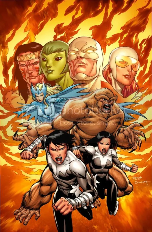 Alpha Flight Chaos War