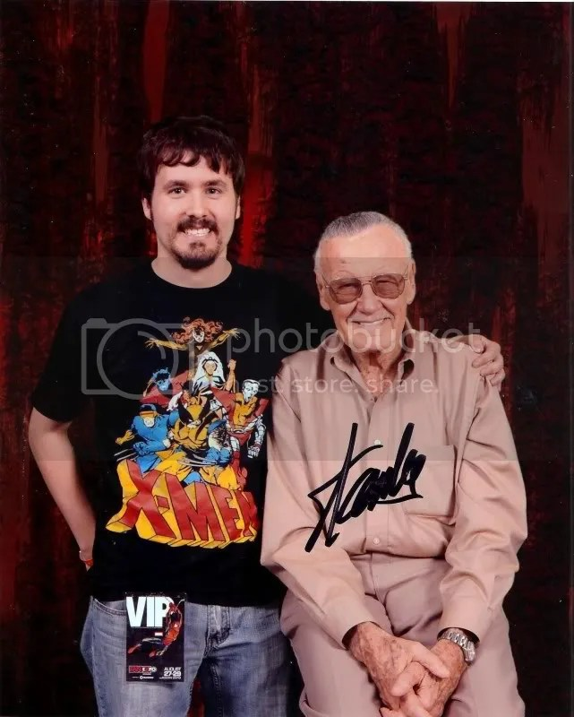 Stan Lee and Me!