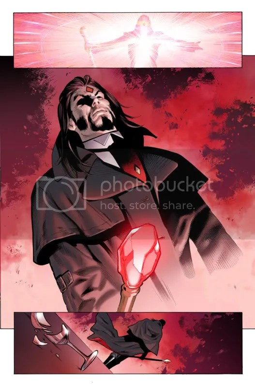 Mr. Sinister Uncanny X-Men