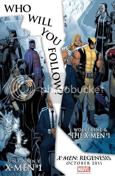 Uncanny X-Men Back
