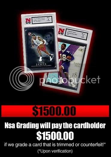 National Sportscard Authenticators (NSA)