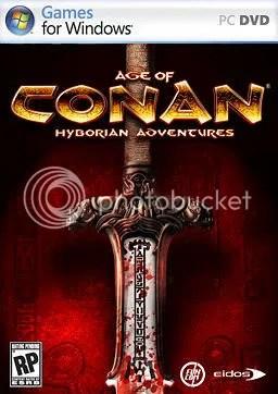 Age of Conan Cover
