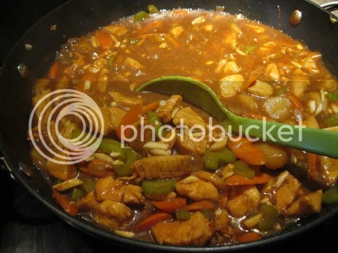 Chicken in Sauce 03