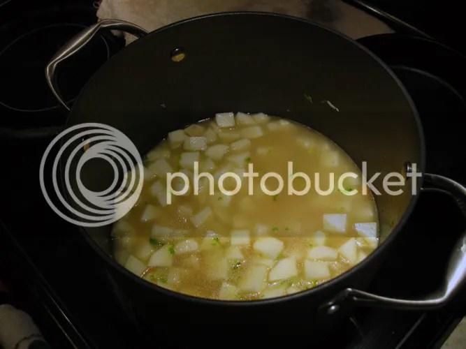 Chicken Broth Added