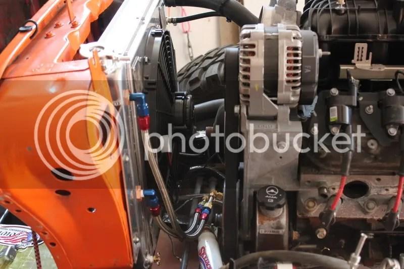 Jeep Xj Starter Wiring Ole Amp Jay S Cj7 5 3 Chevy Swap Jeepforum Com