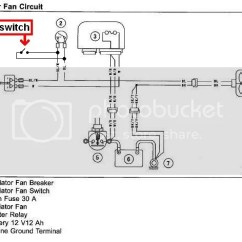 2009 Kawasaki Brute Force 750 Wiring Diagram Trailer Socket 7 Pins Polaris Coolant Temp Sensor Location | Get Free Image About