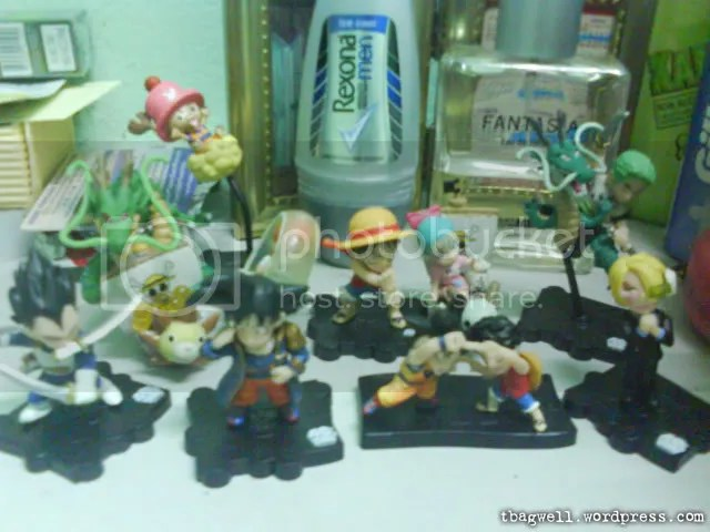 One Piece DBZ