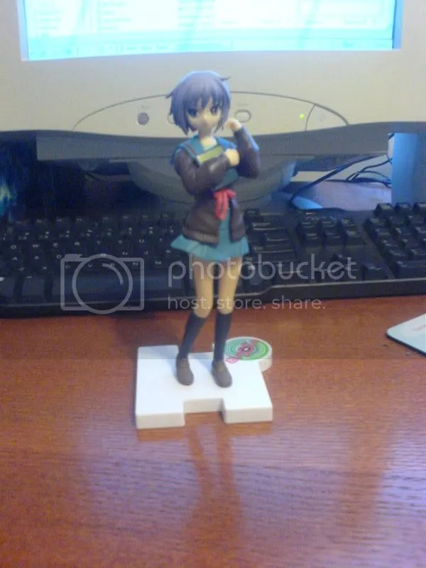 Yuki Nagato Figurine