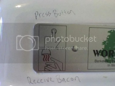 Bacon Dispenser