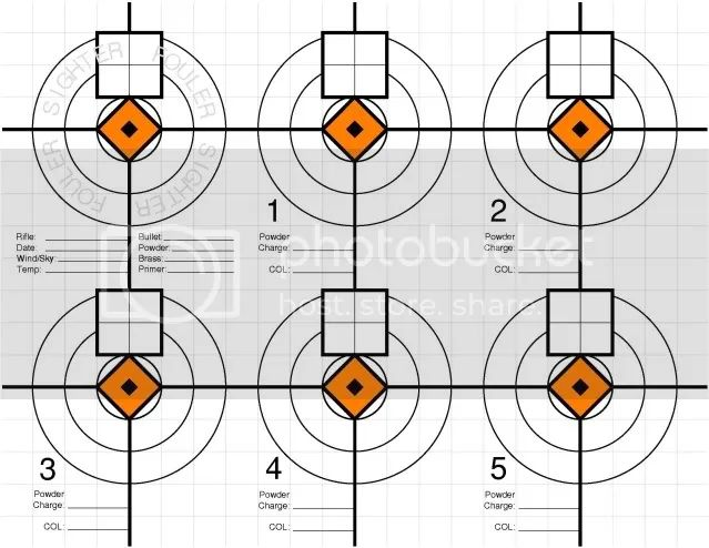 Printable 8 5 X 11 Targets For Shooting Auto Electrical Wiring Diagram