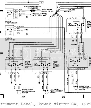 Vw Golf Electric Window Wiring Diagram  Somurich