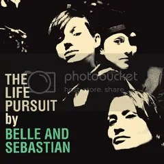 Waitasec... so no one on this cover is named Belle, or Sebastian?