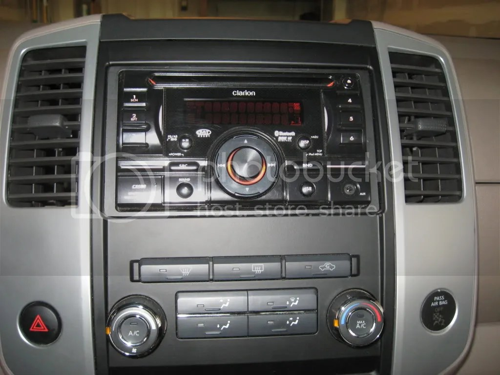 Nissan Xterra Radio Wiring Diagram