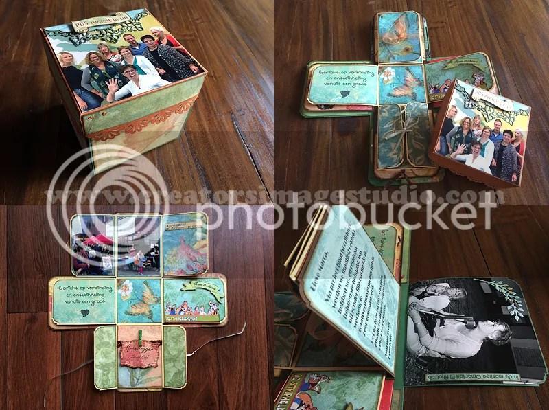 Explosion Boxes Creator's Image Studio