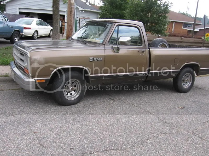 parting out 88 dodge