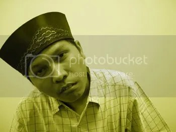 Chairul Abas, 32th, Tukang Jual