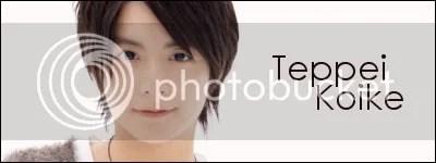 Teppei Koike (小池徹平)