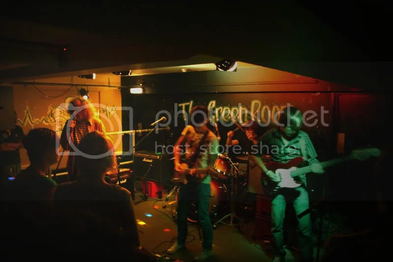 Live at the Green Room, Welwyn