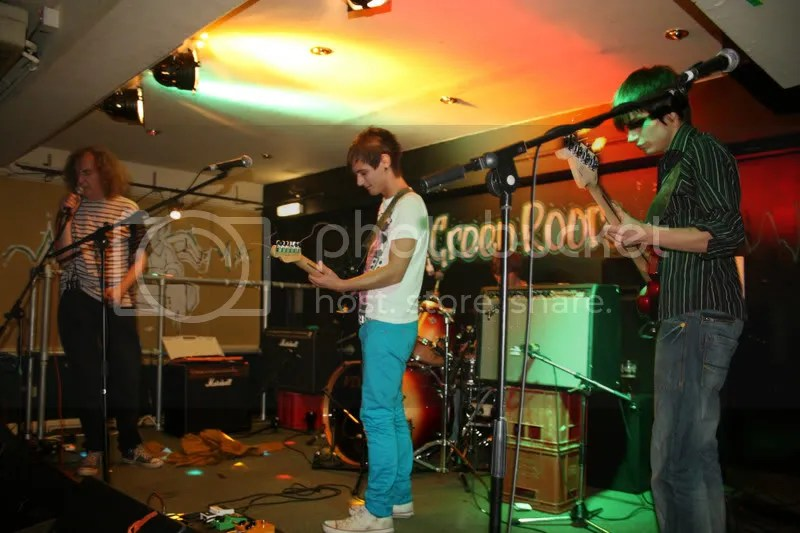 The Otters - Live at the Green Room, Welwyn