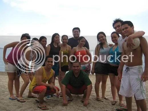 Ang Mga Bida sa Takilya sa Beach!