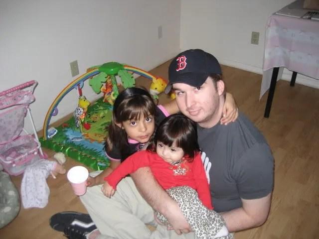 Jon and his girls