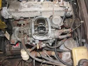 '79 Fiat spider 2000 with alot of problems