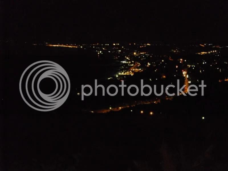 Vasto Marina lights