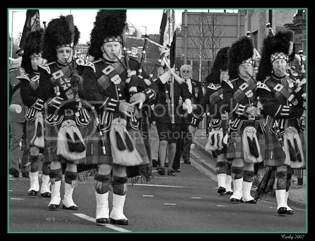 South Tyneside Pipes and Drums
