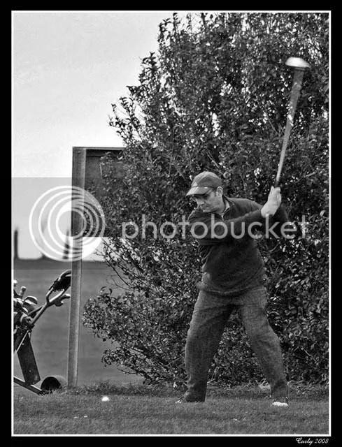 golf at Whitburn