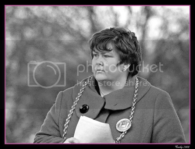 Tracey Dixon, Mayor of South Tyneside
