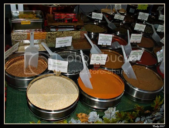 spices, continental market, south shields