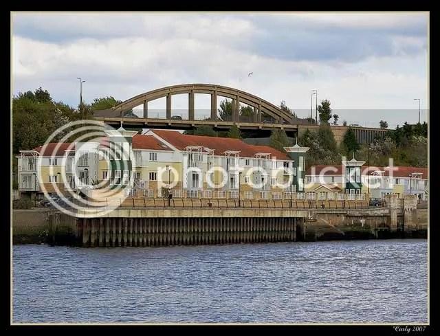 Market Dock, South Shields