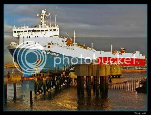 Motor terminal, Port of Tyne, South Shields