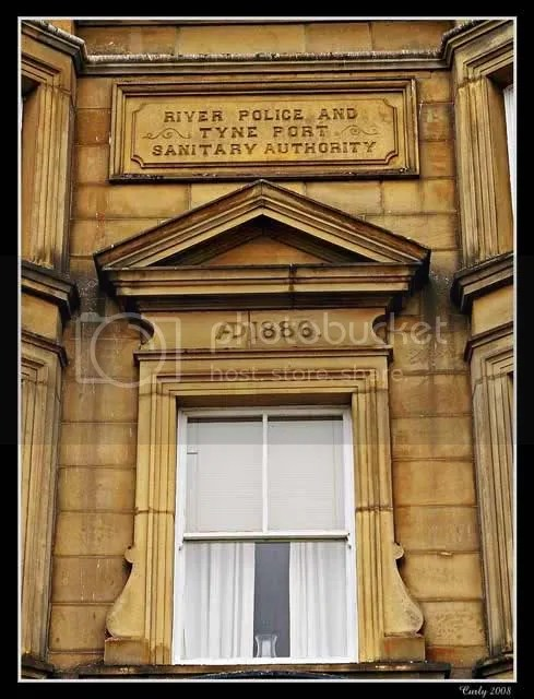Tyne Port Health Authority, South Shields