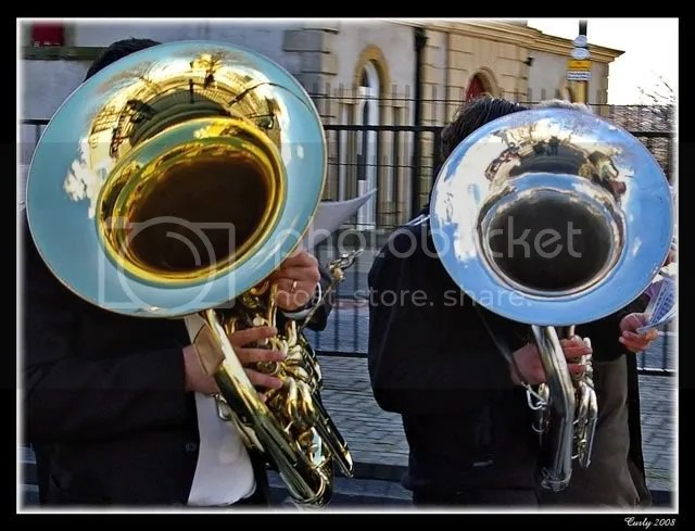 Bandsmen, South Shields