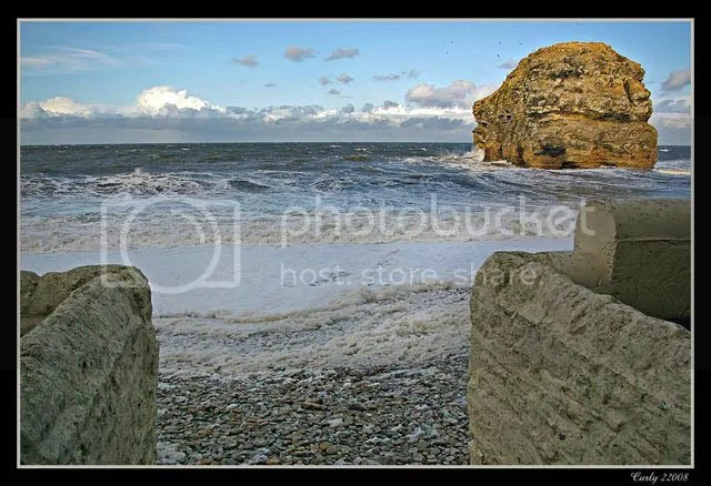 Marsden Rock, South Shields