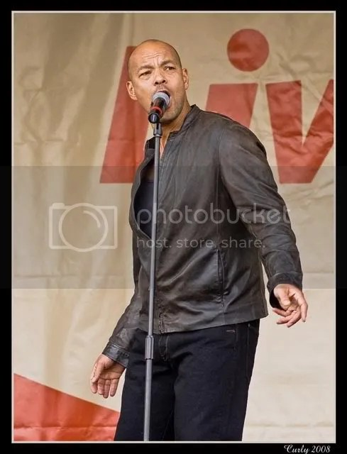 Roland Gift, South Shields