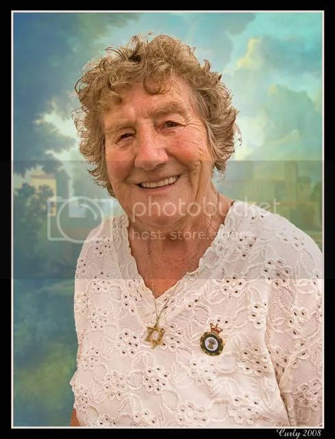 Betty Grieves, South Shields