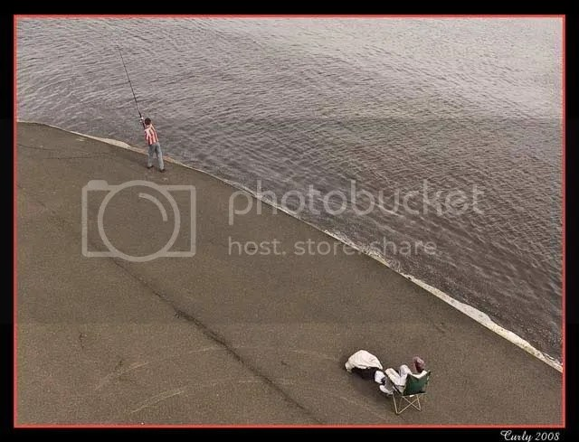 fishing in South Shields