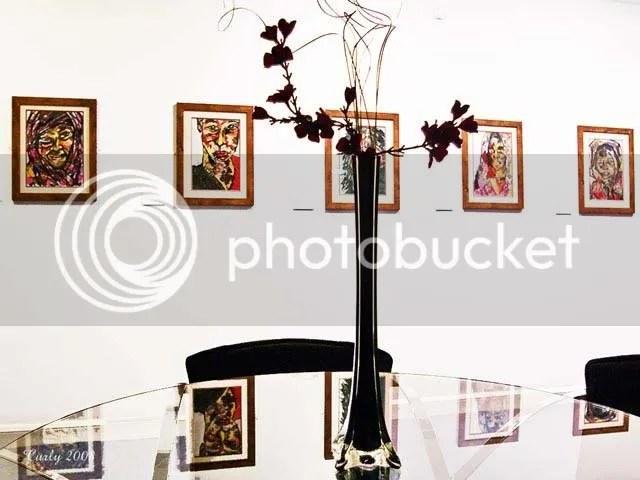 art exhibition, Customs House, South Shields
