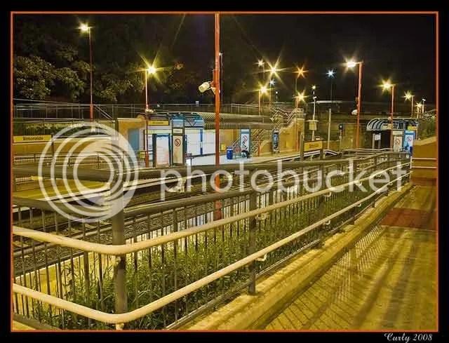 Simonside Metro Station, South Shields