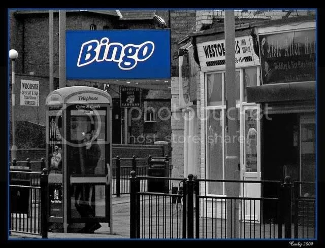 Mecca bingo, Westoe, South Shields