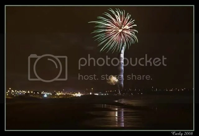 Fireworks, South Shields