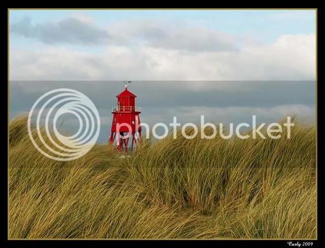 The Groyne lighthouse, South Shields