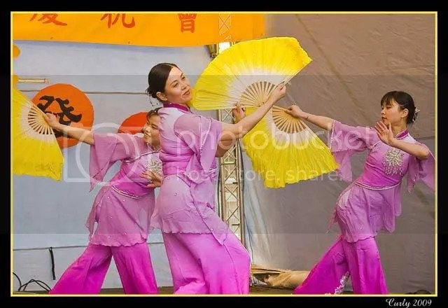 Chinese New Year , Newcastle upon Tyne 2009