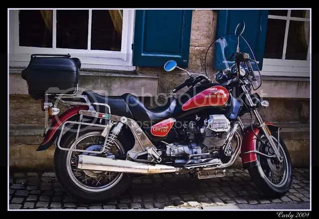 Moto Guzzi, Durham City