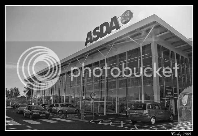 Asda, Coronation Street, South Shields
