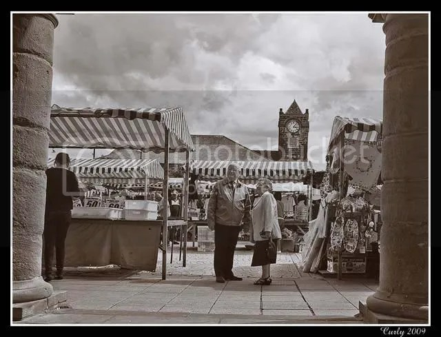 South Shields Market Place