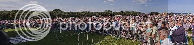 Bents Park free concert, South Shields